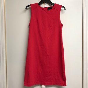 Cynthia Rowley coral shift dress